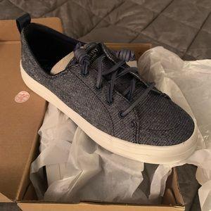 Sperry Crest Sparkle shoe